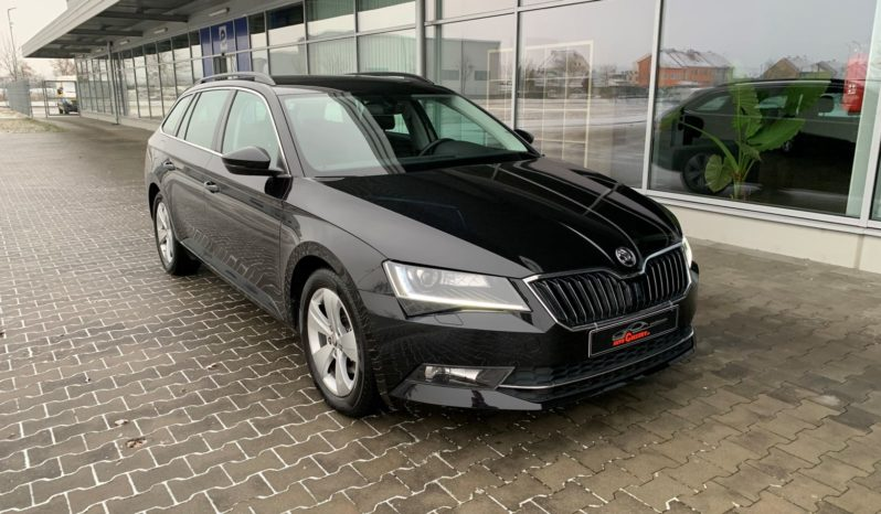 Škoda Superb Combi 2.0 TDi DSG 110 kW/2019 full